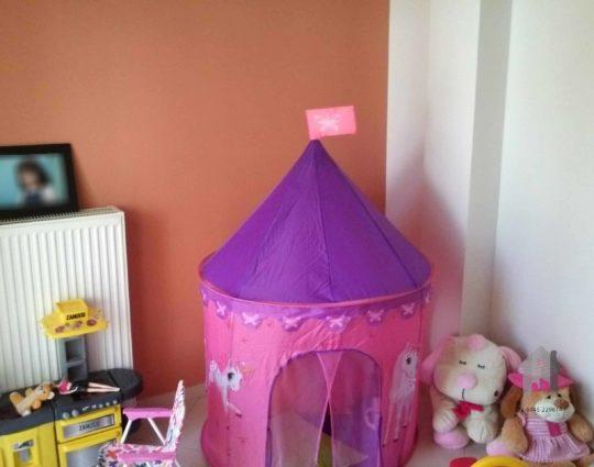 Διχρωμία παιδικού δωματίου